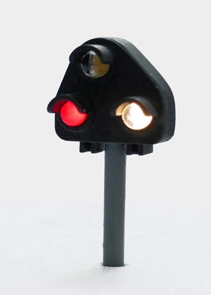 O Gauge Ground Signal Position Light