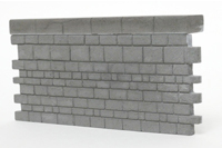 New Product - O Gauge Harbour wall